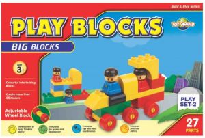 Play Blocks Play Set 2