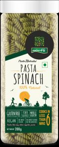 Spinach Gluten Free Pasta 200g By Nutrahi (code - Ps001)