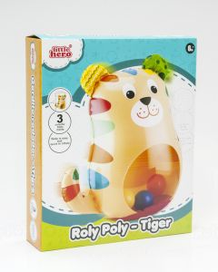Roly Poly- Tiger By Little Hero (code - Lh-6104)