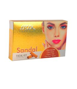 Sscpl Herbals Chandan Facial Kit (25gm)( Code - Fk_sand_05 )