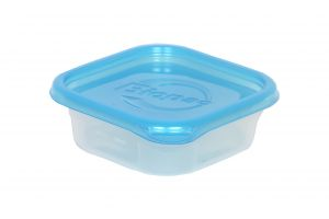 Biopac 3 Compt Food Storage Container.-lunch Box (pack-3)