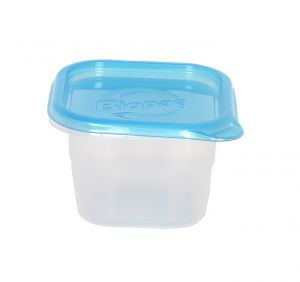 Biopac Food Storage Container & Lid-square-946ml Pack-4