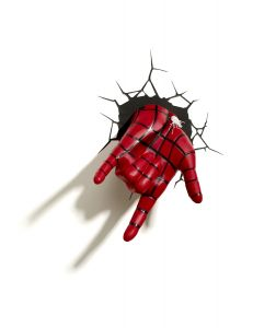 Spider-man Hand By 3d Light Fx(code -3dlf-20007)