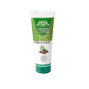Sscpl Herbals Pollution Free Face Wash (100ml)( Code -fwpf_05 )