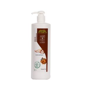 Sscpl Herbals Clove Cinnamon Hand & Foot Cleanser (500ml)( Code - Hf_cleanser_07 )