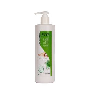 Sscpl Herbals Lemongrass Hand & Foot Cleanser (500ml)( Code - Hf_cleanser_05 )