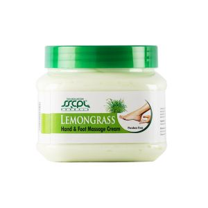 Sscpl Herbals Lemongrass Hand & Foot Massage Cream (150gm)( Code - Hf_cream_01 )