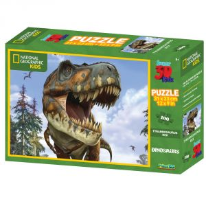 Tyrannosaurus 100pc By Prime 3d (code - P3d-10568)