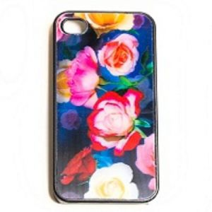 Daffodils Back Cover For iPhone 4, iPhone 4s (multicolor)