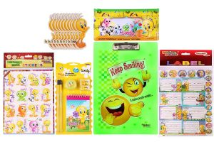 Tweety Combo 399 Multicolour (pack Of 1) By Sticker Bazaar
