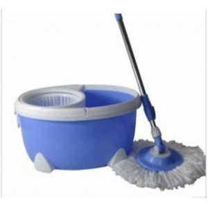 Kitchen cleaning equipments - Easy Mop/magic Mop Rotating Spin 360 Degrees Floor Cleaner