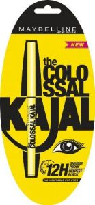 Maybelline Personal Care & Beauty ,Health & Fitness  - Maybelline The Colossal Kajal Eyeliner Pencil - Black