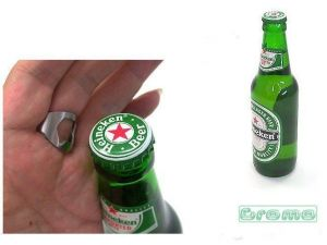 Gromo Steel Finger Ring Bottle Opener