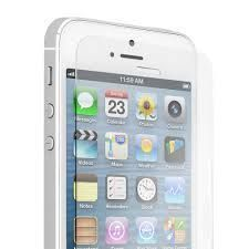 Screen Protectors - Tempered Glass Screen Protector For Apple iPhone 5