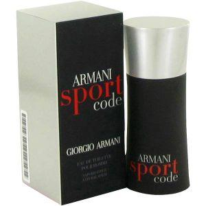 Armani Perfumes (Men's) - Armani Code Sport Cologne By GIORGIO ARMANI FOR MEN