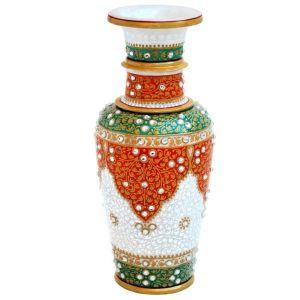 Marble Handicrafts - Marble Flower Vase 1