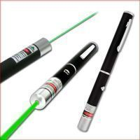 5mw 532nm Green Laser Pointer Pen Military Grade Visible Beam Light
