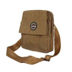 Viaggi Unisex Travel Excursion Bag - Beach Brown