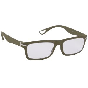Petrol Green Wayfarer Sunglasses(clear)