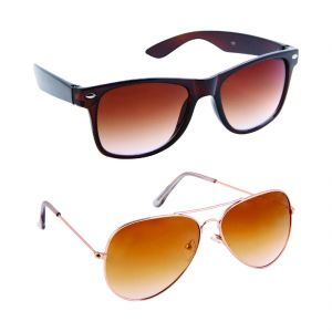 Nectar Wayfarer Aviator Sunglasses For Men