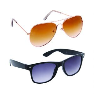 Nectar Aviator Wayfarer Sunglasses For Men