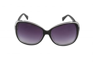 Petrol Black Bug Eye Sunglasses For Women
