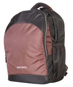 Petrol Brown Laptop Bag
