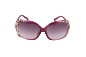 Petrol Purple Bug Eye Sunglasses For Women