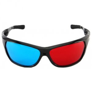 Domo Nhance Cm610p Anaglyph Passive Cyan And Red 3d Video Glasses