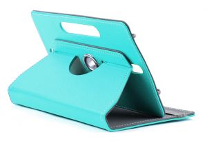 Domo Book Cover For 7 Inch Tablet PC (blue)