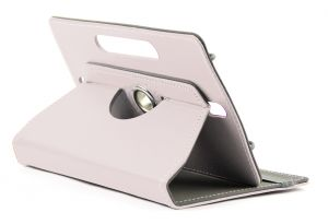 Domo Book Cover For 7 Inch Tablet PC (white)