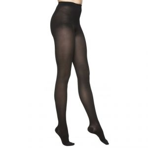 Clovia Light Weight Stockings In Black St0022w99