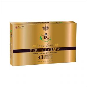 Skin Care - 24 Ct Gold Perfect Glow Instant Ultimate Gold Facial Kit
