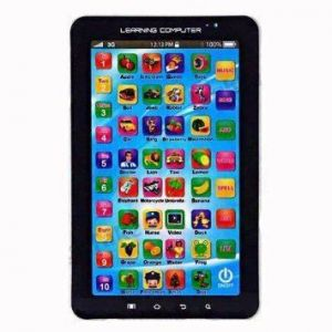 Learning, Educational Toys - New- P1000 Kids Educational Learning Tablet Computer