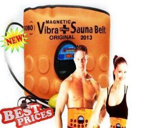 Slimming Accessories - 3in1 Vibrating Sauna Slimming Belt Vibra Vibration