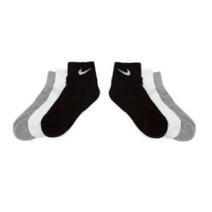 6 Pair Ankle Socks