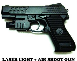 Action Figures, Games - Air Gun Pistol Revolver Mouser For Children