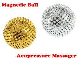 Magnetic Acupressure Needled Ball For Exercise