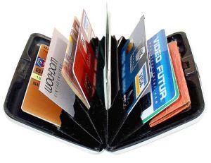 Wallets (Men's) - Stylish Aluma Alluminium Wallet