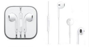 Earphones Handsfree With Remote Mic Apple iPhone 5