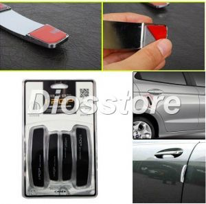 Ipop Simple Door Guard Black