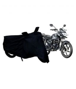 Enew Bike Body Cover For Universal (silver)