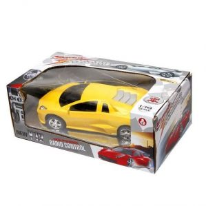 Stylish 4 Channel Radio Control Wireless Car - Latest Model