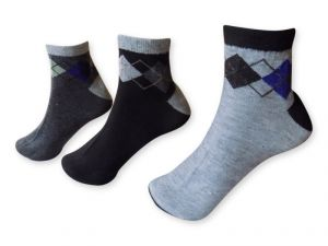 "Stonic New Pack Of 3 Men""s Casual Socks (product Code - Socks21)"