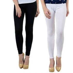 Jbk Arts Exclusive Leggings Buy 1 Get 1 Free ( Black & White)(jbk W B)