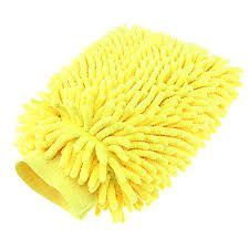 Set Of 2 Car And Computer Cleaning Glove Duster