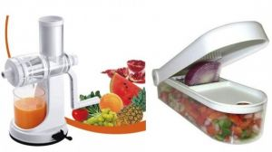 Buy 1 Get 1 Free Apex Multipurpose Fruit Juicer With Vegetable Chopper