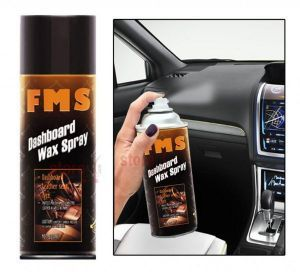 Fms Car Dashboard Wax Spray For Leather Seat / Dashboard /plastic / Rubber