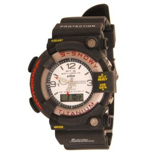Sport Multifunction Dual Night Vision Wrist Watch