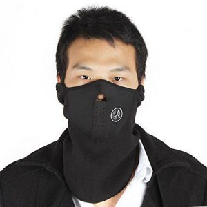 Connectwide-bike Face Cover For Stylish Bikers Anti-pollution Mask- For All